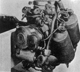 "Whithead's ""Burner Cycle"" engine."